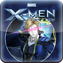 ALBUM MARVEL X-MEN GAME ONE logo
