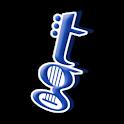 g-tar [free guitar, hooray!] logo