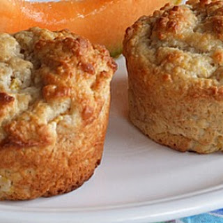 Peach and Brown Sugar Muffins