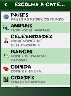 Hangman (Portuguese) - screenshot thumbnail
