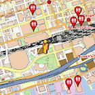 Toronto Amenities Map (free) icon