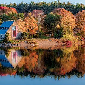 by David Long - Buildings & Architecture Public & Historical ( , fall, color, colorful, nature )