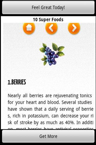 Top Ten Super Foods Rev A- screenshot