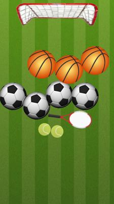 Baby Balls Pelotas - screenshot