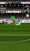 Screenshot of Flick Shoot (Soccer Football)