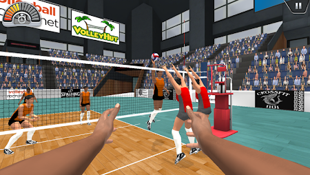 VolleySim: Visualize the Game 1.11 screenshot 715564