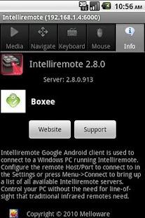 Intelliremote- screenshot thumbnail