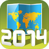 World Map 2014