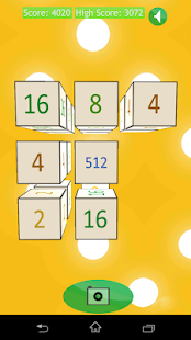 2048 Cubed (3D)- screenshot thumbnail