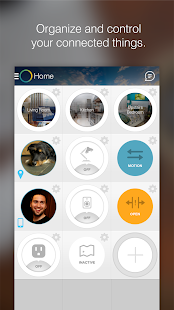 SmartThings Mobile - screenshot thumbnail