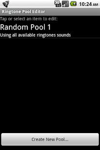 Random Ringtone - screenshot thumbnail