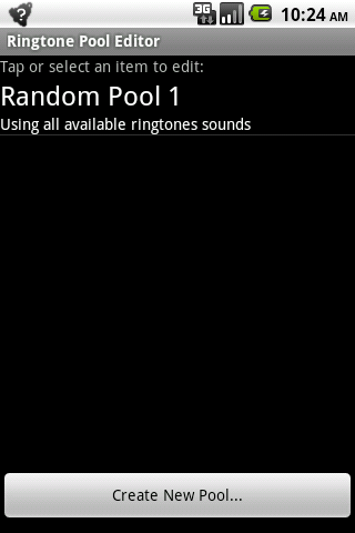 Random Ringtone- screenshot