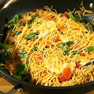 Spaghetti Sorrentina
