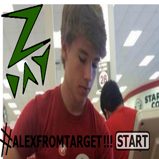 alexfromtarget zombie slayer