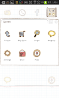 Screenshot of A picture diary go launcher