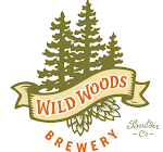 Logo of Wild Woods Chipotle Campfire Red