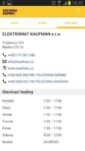 【免費工具App】ELEKTROmat Kaufman-APP點子