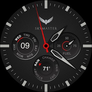 Skymaster Pilot Watch Face- screenshot thumbnail