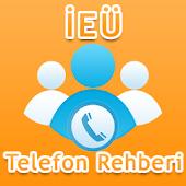 İEÜ Telefon Rehberi