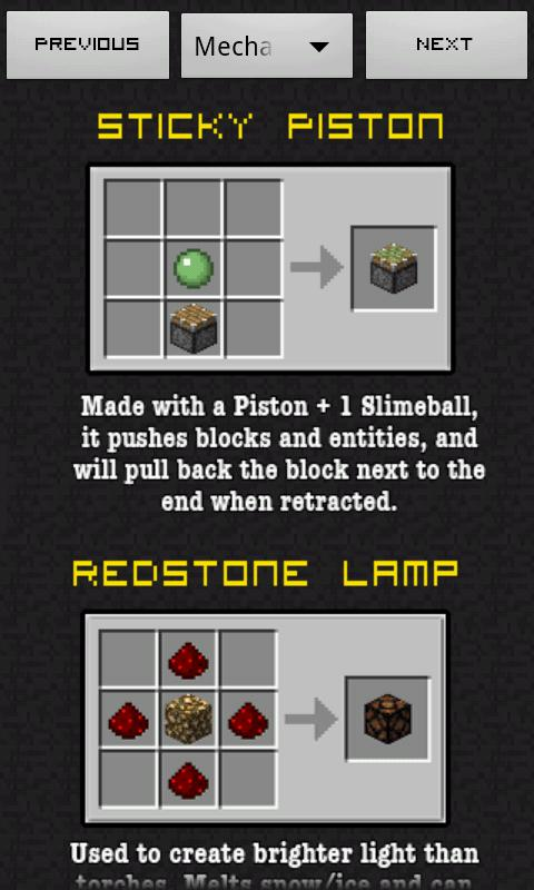 MineCanary Minecraft Guide - screenshot