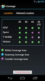 CellMaps Mobile Coverage Screenshot 7