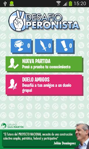 玩免費益智APP 下載Desafío Peronista app不用錢 硬是要APP
