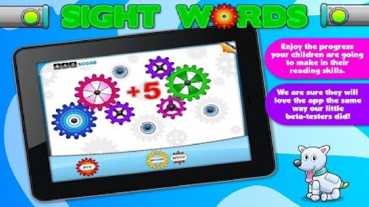 Sight Words Games & Flashcards - screenshot