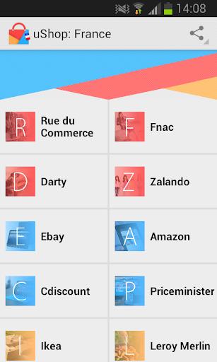 uShop: France