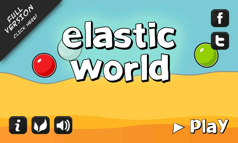 Elastic World (Lite)- screenshot