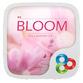 Bloom GO Launcher Theme