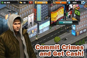 Screenshot of Crime City (Action RPG)