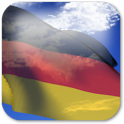 3D Germany Flag icon
