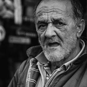 by Yasin Akbaş - People Portraits of Men