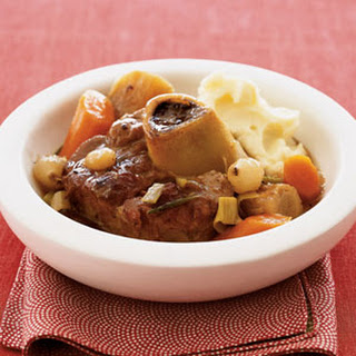 Slow-Cooked Veal with Winter Vegetables