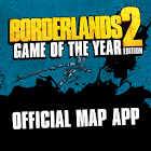Borderlands 2 GotY Map App icon