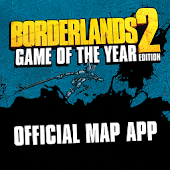 Borderlands 2 GotY Map App