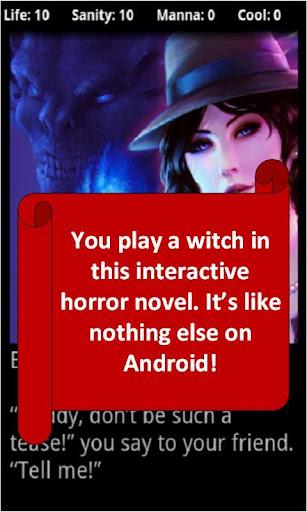 Witch Saga 1 Premium