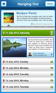 Pinlogue–Your Travel Companion screenshot 4