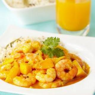 King Prawn Mango Curry