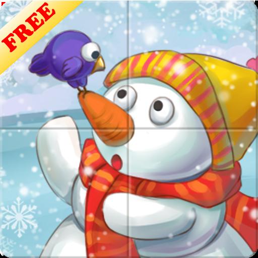 Pyatnashki Xmas Free 解謎 App LOGO-APP試玩