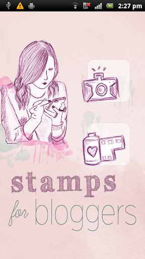 Stamps for Bloggers