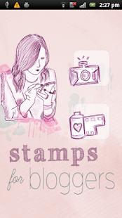 Stamps for Bloggers- screenshot thumbnail
