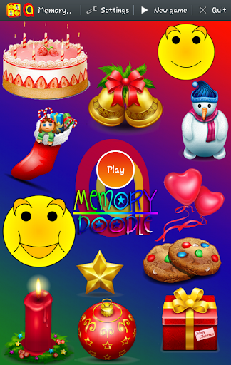 Kids Game: Memory Doodle