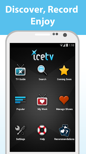 IceTV - TV Guide Australia
