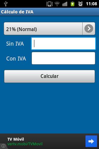 Cálculo IVA España