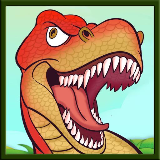 Dino Arsenal Strike 角色扮演 App LOGO-硬是要APP
