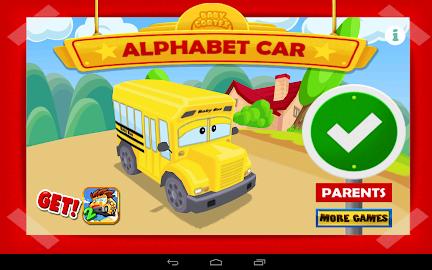 Alphabet Car Screenshot 6