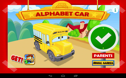 Alphabet Car - screenshot thumbnail