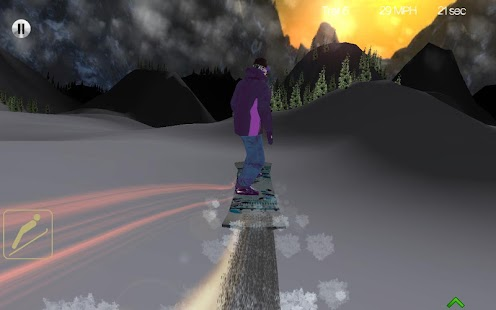 Snowboarding+ - screenshot thumbnail