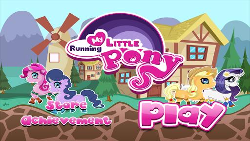 My Little Running Pony:MLP Run